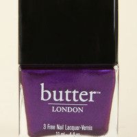 Butter London HRH Royal Purple Nail Lacquer