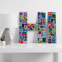 Lara Kulpa Love In Chaos Decorative Letters