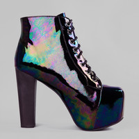 Jeffrey Campbell Oil Slick Litas