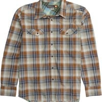 QUIKSILVER WATERMANS NORTHSIDE LS FLANNEL