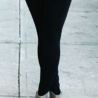 Legs for Days Leggings - Black - ONE SIZE FITS MOST / BLACK