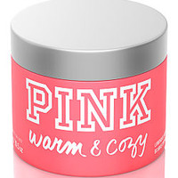 Warm & Cozy Luminous Body Butter - PINK - Victoria's Secret