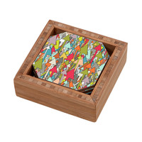Sharon Turner Earth Up Coaster Set