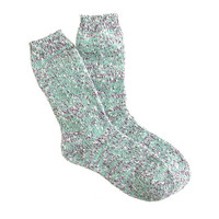 J.Crew Womens Marled Trouser Socks