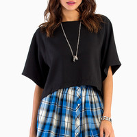 Flannel Frenzy Skirt $37