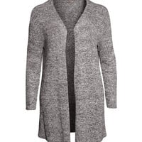 H&M+ Fine-knit Cardigan - from H&M