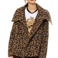 The Gusty Leopard Jacket