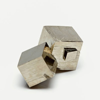 Creel and Gow — Pyrite Specimen — THE LINE