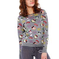 MINNIE FOREVER GRAPHIC TOP