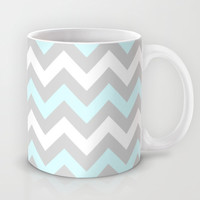 Chevron #5 Mug by Ornaart