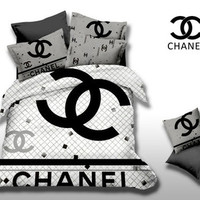 Chanel Bedding Duvet Cover set #Cybermonday