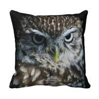Little Owl Pillow