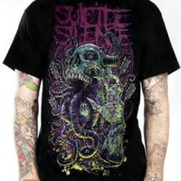 Suicide Silence T-Shirt - Demon