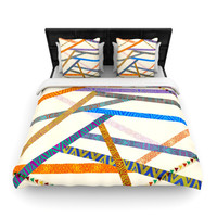 "Pom Graphic Design ""Unparalleled"" Duvet Cover"