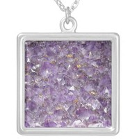 Amethyst Light Purple Stone