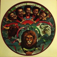 "Spinners - ""Mighty Love"" 12"" Vinyl LP 1974 US Atlantic SD-7296 MF Doom Sample"