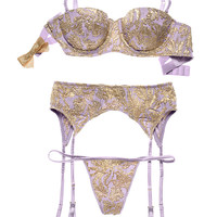 Jacquard Balconet Bra - The Victoria's Secret Designer Collection - Victoria's Secret