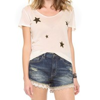 Allover Stars Short Sleeve Tee