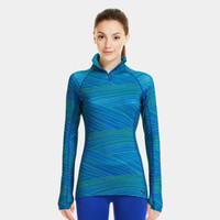 Women's UA Cozy Printed 1/2 Zip