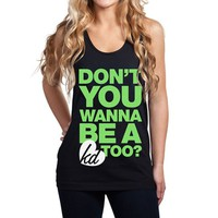 Fine Jersey Kappa Delta Tank - Don't You Wanna