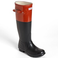 Hunter 'Original Colorblock' Rain Boot (Women)
