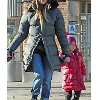 Level 99 Casey Tomboy Jean in Anastasie as seen on Sarah Jessica Parker