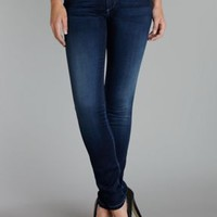 Wonder Push-Up soft touch slim leg jeans