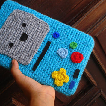 Adventure time BMO Tablet Ipad Cozy