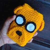 Jake Adventure time crochet cozy