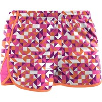 Under Armour Women's Escape Printed Shorts