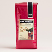 WORLD MARKET® FIRESIDE BLEND COFFEE