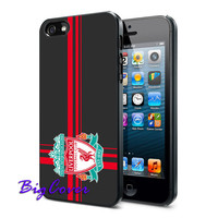 Liverpool FC Logo Design - iPhone Case - iPhone 4 iPhone 4s - iphone 5 - Samsung S3 - Samsung S4