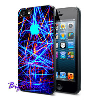 Cool Apple Light Case - iPhone Case - iPhone 4 iPhone 4s - iphone 5 - Samsung S3 - Samsung S4