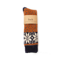 Men's Alpine Socks - One Size Fits All /