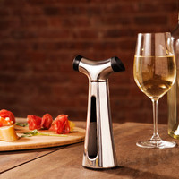 Verseur Metal + Levier - Uncork and uncap | Quirky Products