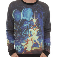 Star Wars Crewneck Sweatshirt