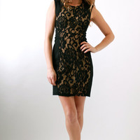 Eight Sixty, Lacey Nude LBD