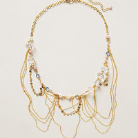 Glimmer Fringe Necklace