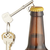 key bottle opener keychain