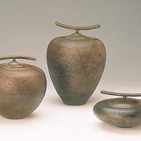 Ceramic Jar: Carol Green: Ceramic Jar - Artful Home