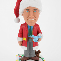 National Lampoon's Christmas Vacation Clark Griswold Bobble Head - Urban Outfitters