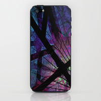 Oh, What A Tangled Web We Weave iPhone & iPod Skin by Ally Coxon