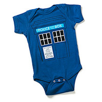 Doctor Who Bodysuits