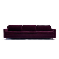 ARTLESS: Up Three Seater Eggplant, at 24% off!