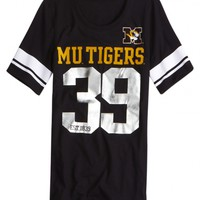 Missouri Tigers Front Back Tee