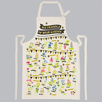 Stuart Gardiner Design: Bee friendly apron