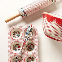 Filomena Baking Collection by Camp Home Red