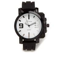 Square Analog Watch