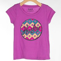 Girls - Hurley Glitter T-Shirt