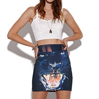 Civil Panther Skirt at PacSun.com
